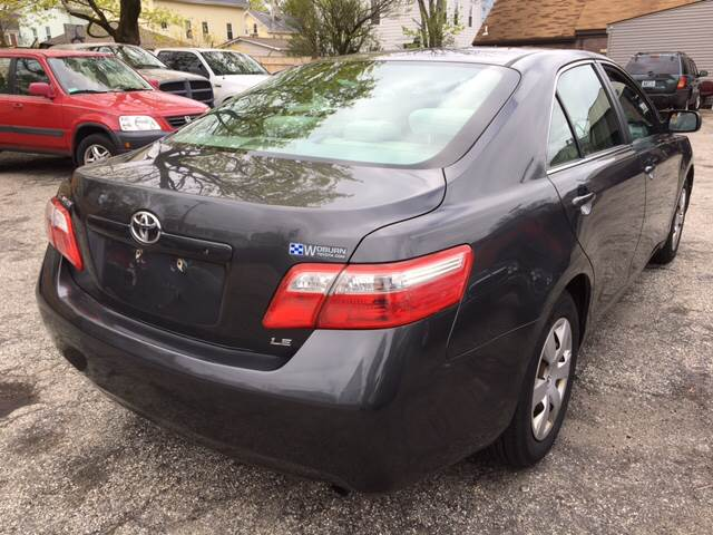2009 Toyota Camry for sale at Hi-Tech Auto Sales in Providence RI