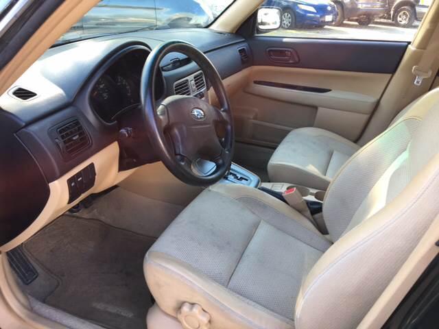 2004 Subaru Forester for sale at Hi-Tech Auto Sales in Providence RI