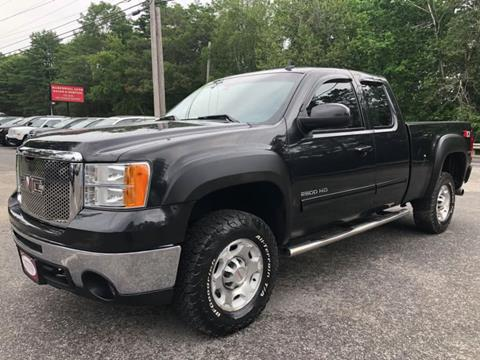 2010 GMC Sierra 2500HD for sale in Harpswell, ME