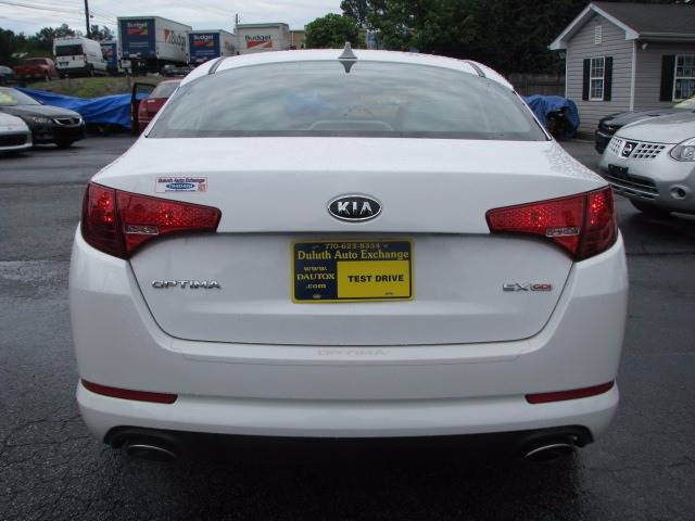 2012 Kia Optima EX 4dr Sedan 6A - Duluth GA