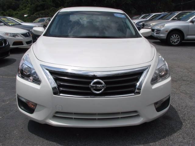2015 Nissan Altima 2.5 4dr Sedan - Duluth GA