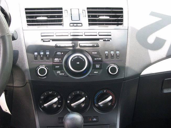 2012 Mazda MAZDA3 i Sport 4dr Sedan 5A - Duluth GA