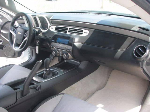 2013 Chevrolet Camaro LS 2dr Coupe w/1LS - Duluth GA
