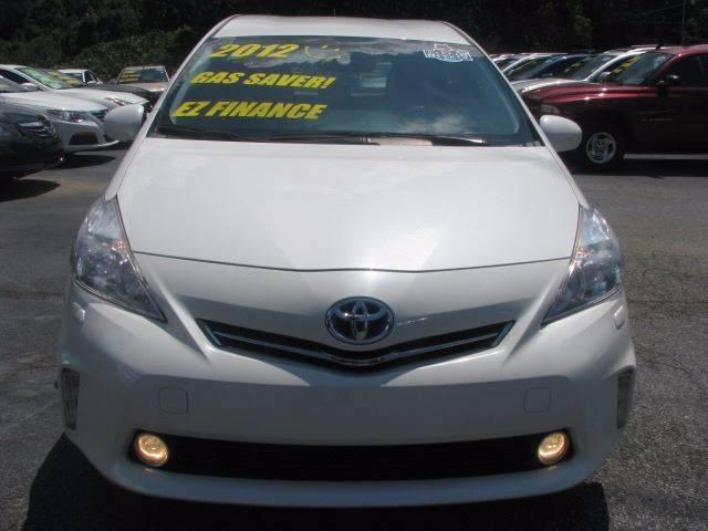 2012 Toyota Prius v Five 4dr Wagon - Duluth GA