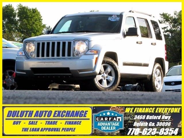 2011 Jeep Liberty for sale at Duluth Auto Exchange in Duluth GA