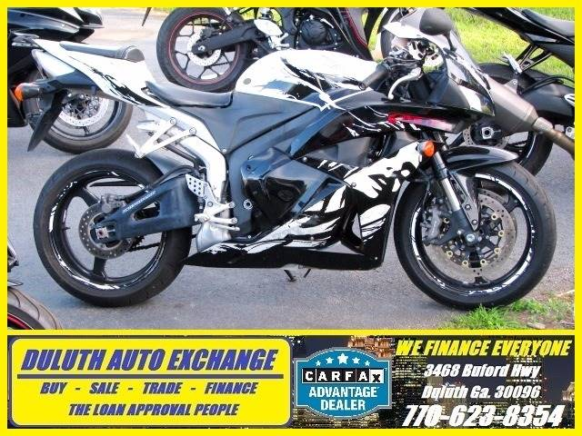 2008 Honda CBR600RR for sale at Duluth Auto Exchange in Duluth GA