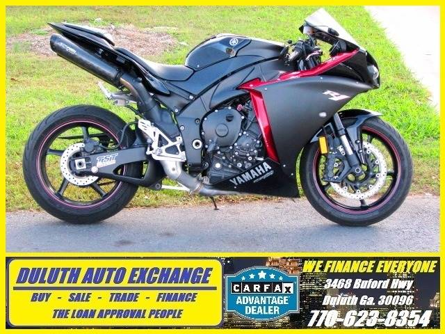2009 Yamaha YZF R1 for sale at Duluth Auto Exchange in Duluth GA