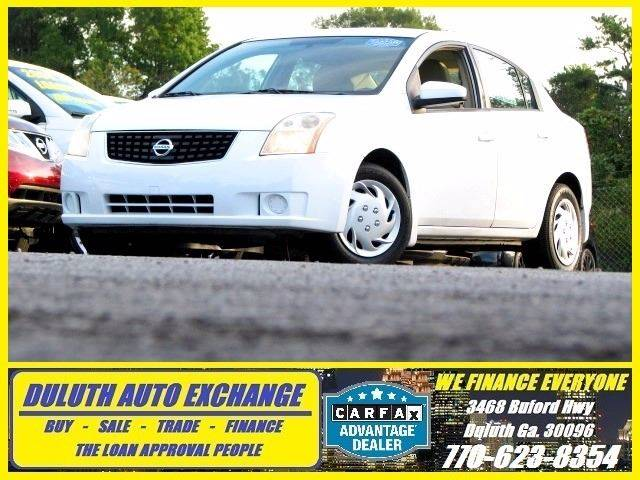 2009 Nissan Sentra for sale at Duluth Auto Exchange in Duluth GA