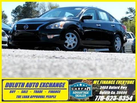 Nissan Altima For Sale In Duluth Ga Carsforsale Com
