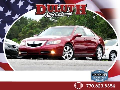 Acura RL For Sale In Long Island City NY Carsforsalecom - Acura dealers long island