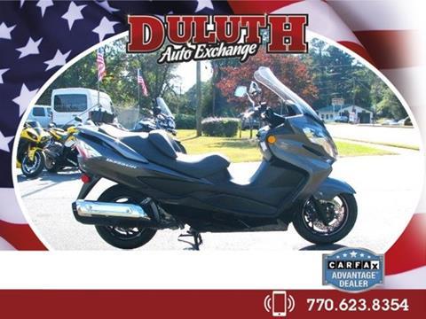 2012 Suzuki Burgman for sale in Duluth, GA