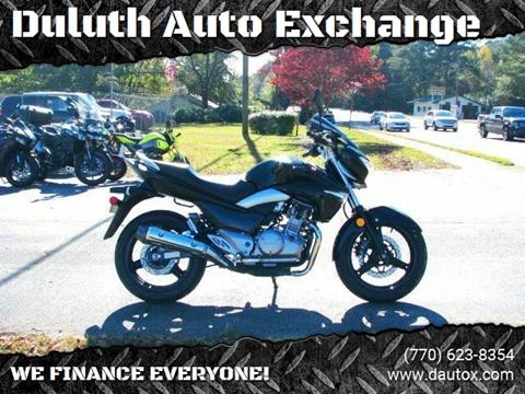 2013 Suzuki GW 250 for sale in Duluth, GA