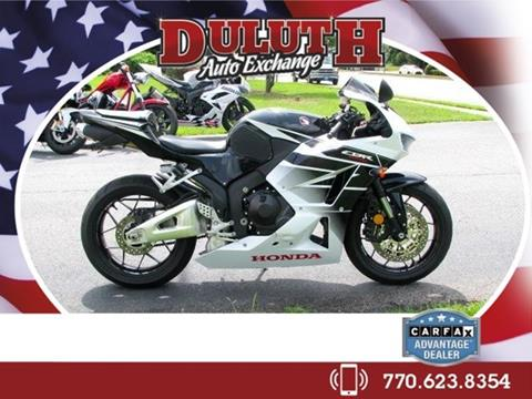2016 Honda CBR600RR for sale in Duluth, GA