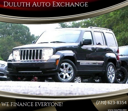 2010 Jeep Liberty for sale in Duluth, GA