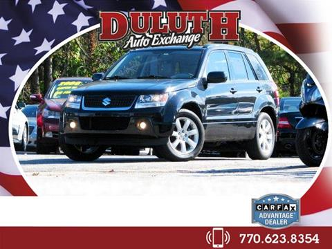 2011 Suzuki Grand Vitara for sale in Duluth, GA