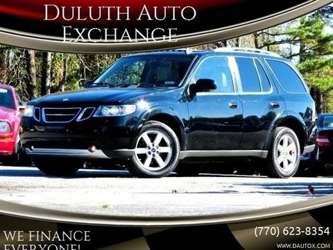 2009 Saab 9-7X for sale in Duluth, GA