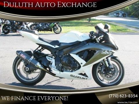 2009 Suzuki GSX-R600 for sale in Duluth, GA
