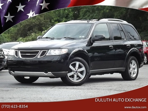 2009 Saab 9-7X for sale in Duluth, GA