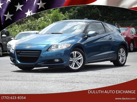 2012 Honda CR-Z for sale in Duluth, GA