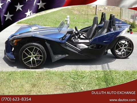2017 Polaris Slingshot for sale in Duluth, GA
