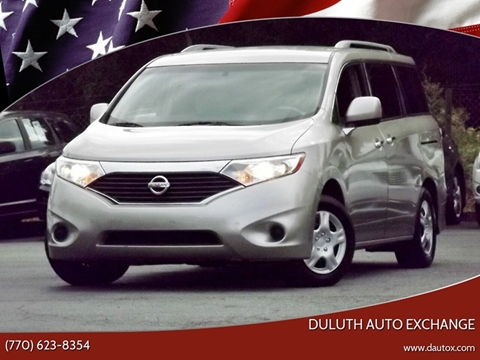 2011 Nissan Quest for sale in Duluth, GA