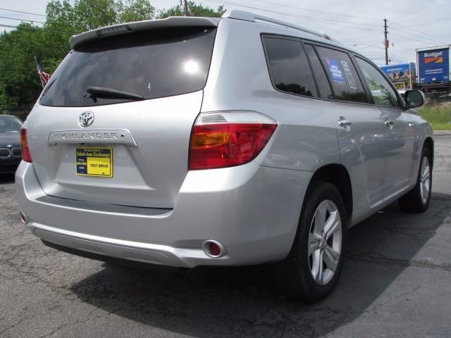 2010 Toyota Highlander Limited 4dr SUV - Duluth GA