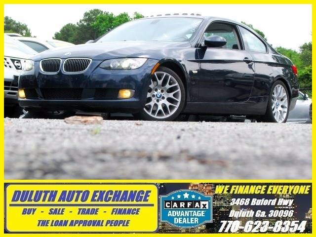 2009 BMW 3 Series 328i 2dr Coupe - Duluth GA