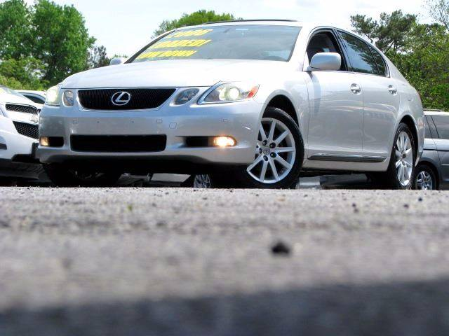 2006 Lexus GS 300 AWD 4dr Sedan - Duluth GA