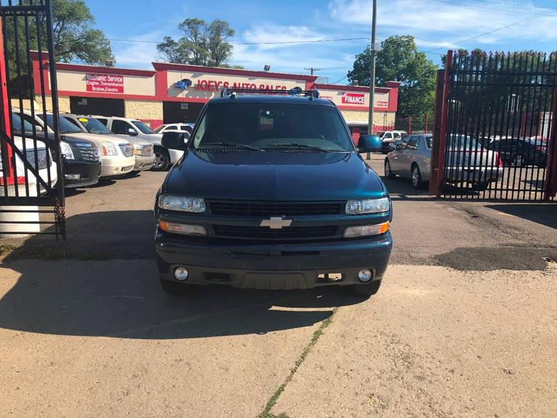 2005 Chevrolet Tahoe For Sale At Joeyu0027s Auto In Detroit MI