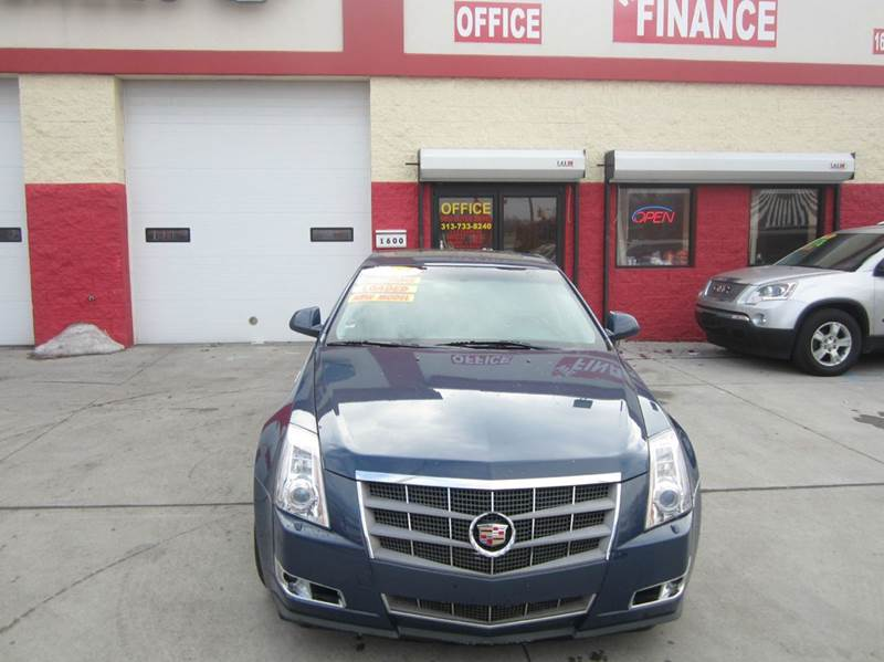 2009 cadillac cts 3 6l di in detroit mi joey 39 s auto. Black Bedroom Furniture Sets. Home Design Ideas