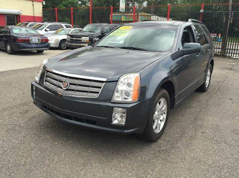 2008 Cadillac SRX for sale in Detroit, MI