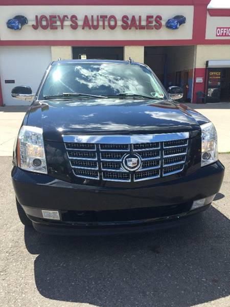 2007 Cadillac Escalade Esv In Detroit Mi Joeys Auto
