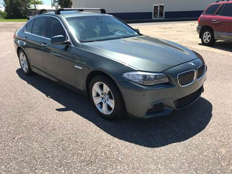2011 BMW 5 Series for sale in Baraboo, WI