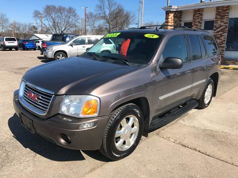 2008 GMC Envoy for sale in Portage, WI