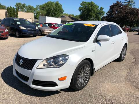 2012 Suzuki Kizashi for sale in Portage, WI