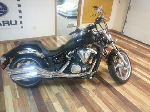 2012 Yamaha stryker