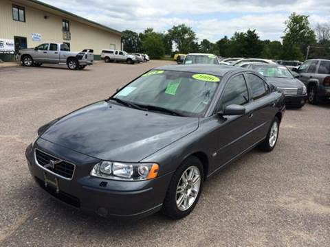 2006 Volvo S60 for sale at River Motors in Portage WI