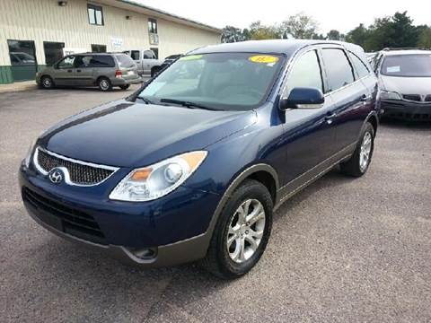 2007 Hyundai Veracruz for sale at River Motors in Portage WI
