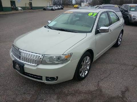 2007 Lincoln MKZ for sale at River Motors in Portage WI