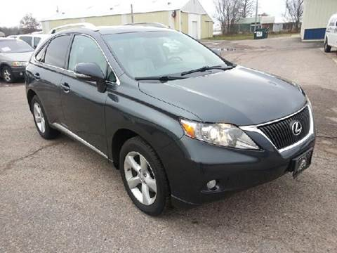 2010 Lexus RX 350 for sale at River Motors in Portage WI