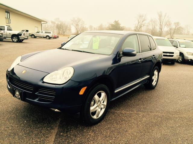 2006 Porsche Cayenne for sale at River Motors in Portage WI