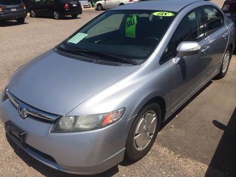 2008 Honda Civic for sale at River Motors in Portage WI