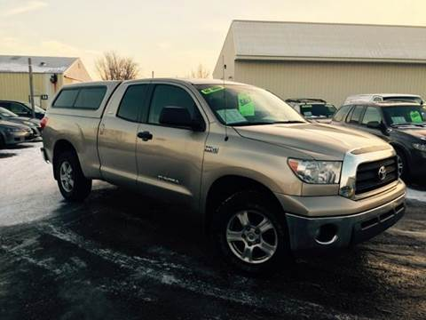 2008 Toyota Tundra for sale at River Motors in Portage WI