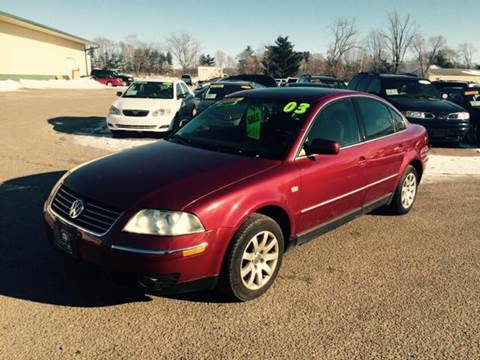 2003 Volkswagen Passat for sale at River Motors in Portage WI