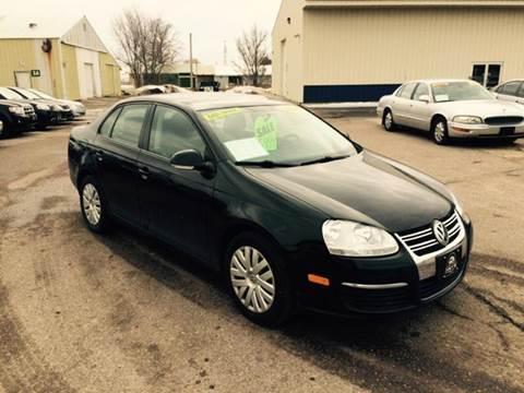 2010 Volkswagen Jetta for sale at River Motors in Portage WI