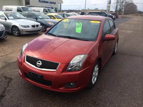 2010 Nissan Sentra for sale at River Motors in Portage WI