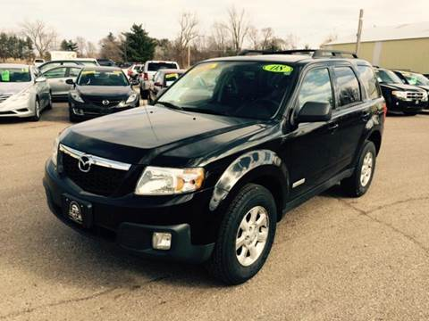 2008 Mazda Tribute for sale at River Motors in Portage WI