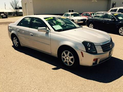 2005 Cadillac CTS for sale at River Motors in Portage WI