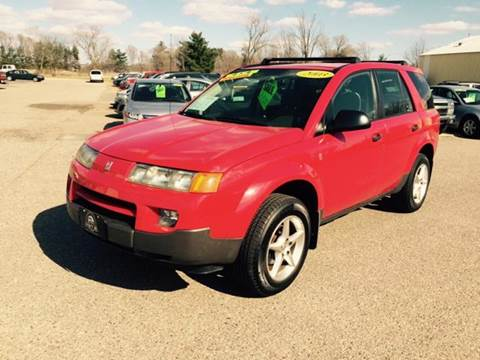2003 Saturn Vue for sale at River Motors in Portage WI