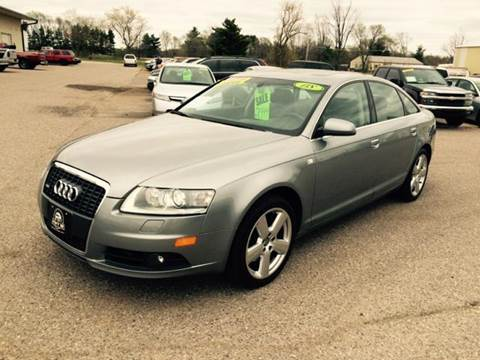 2008 Audi A6 for sale at River Motors in Portage WI